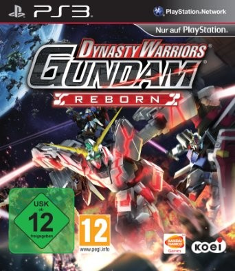 Dynasty Warriors: Gundam Reborn - zum Schließen ins Bild klicken