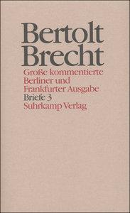 Werke. Große kommentierte Berliner und Frankfurter Ausgabe. 30 B