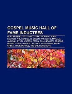 Gospel Music Hall of Fame inductees