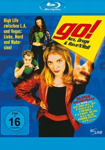 Go! - Sex, Drugs & RaveNRoll