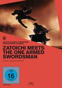 Zatoichi Meets The One Armed Swordsman