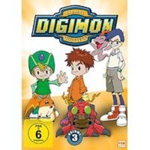 Digimon Adventure - Staffel 1, Volume 3: Episode 37-54