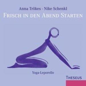 Frisch in den Abend starten. Yoga-Leporello
