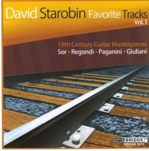 FavoriteTracks Vol.1/19th Century Guitar Masterpi