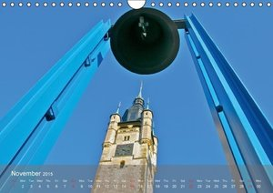 A View of Germany (Wall Calendar 2015 DIN A4 Landscape)