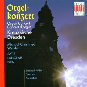 Orgelkonzert In Der Kreuzkirche Dresden