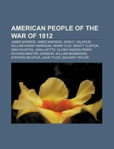 American people of the War of 1812