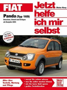 Fiat Panda (Typ 169) AB Baujahr 2003 - Benziner/Diesel/Erdgas