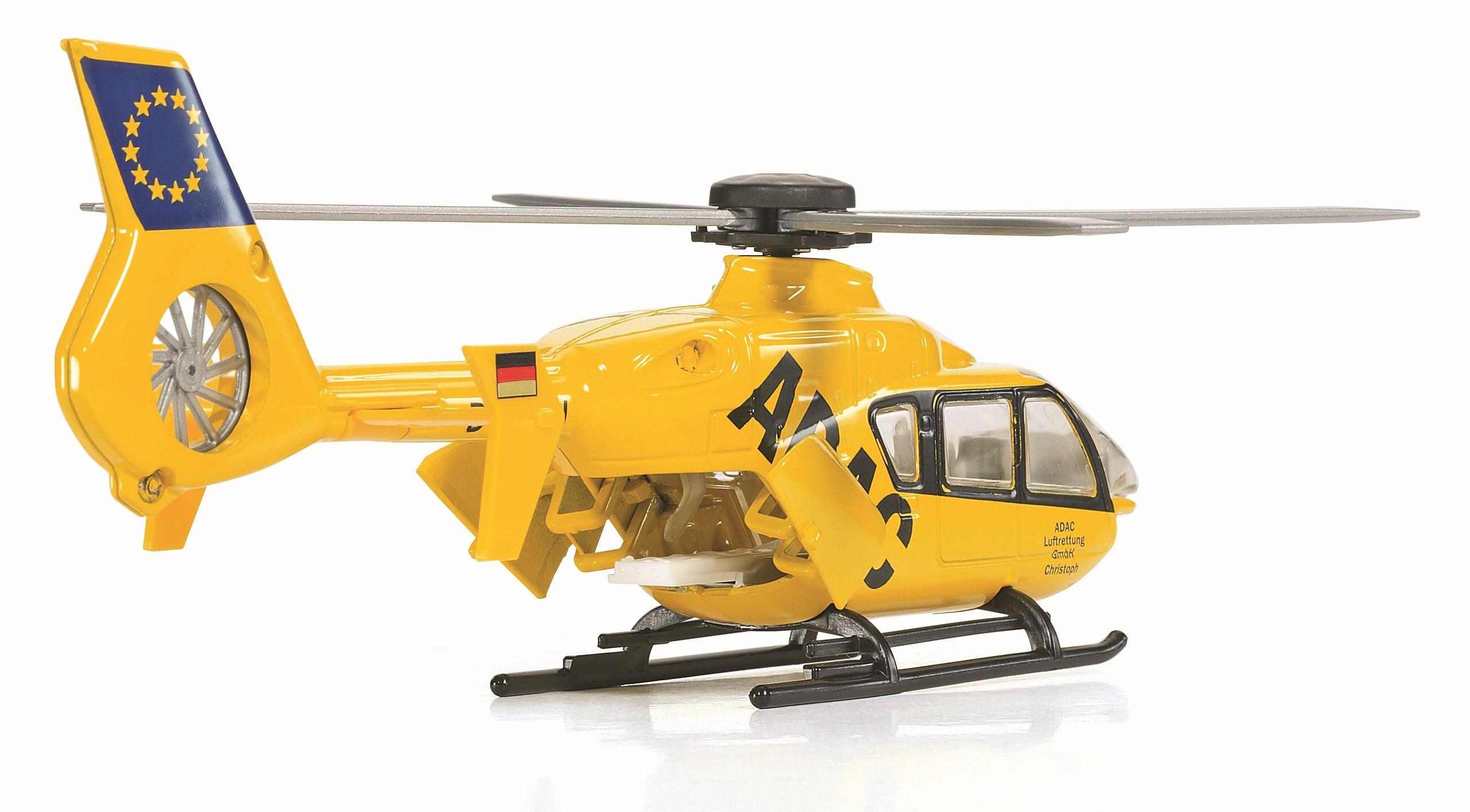 SIKU 2539 - Rettungs-Hubschrauber - zum Schließen ins Bild klicken