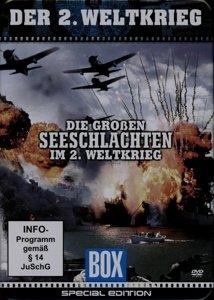 Die Grossen Seeschlachten Im 2.Weltkrieg
