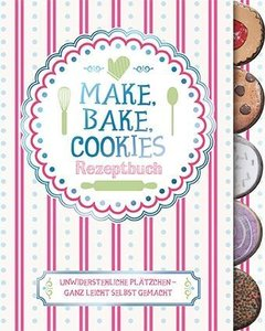 Make, Bake, Cookies