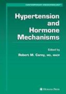 Hypertension and Hormone Mechanisms