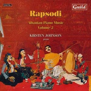 Rapsodi Albanian Piano Music 2
