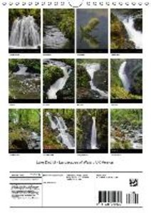Lake District - Landscapes of Water / UK Version (Wall Calendar