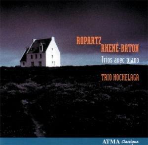Ropartz & Rhene-Baton: Piano trios