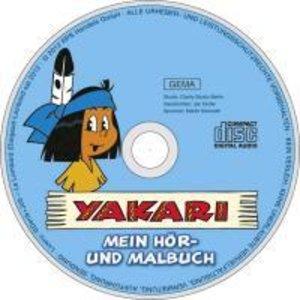 Yakari. Mein Hör- und Malbuch