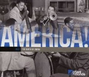 America! Vol.6-Early Jazz-The...
