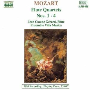 Flötenquartette 1-4