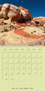southwest of the USA (Wall Calendar 2015 300 × 300 mm Square)