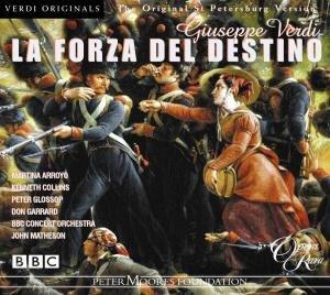 La Forza Del Destino (Fassung St.Petersburg)