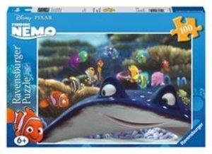 Disney Nemo - Neno & His Friends 100 PC Puzzle