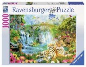 Tigergrotte. Puzzle 1000 Teile