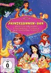 Meine Prinzessinnen Box - Die Schöne und das Biest / Die Zarento