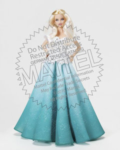 Barbie 2016 Holiday Doll blond