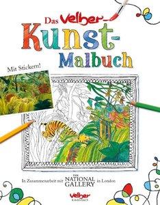 Das Velber-Kunst-Malbuch