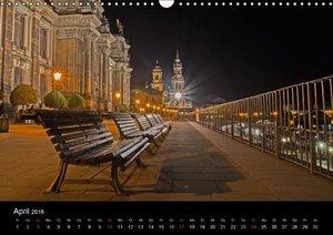 Dresden und Umgebung (Wandkalender 2016 DIN A3 quer)