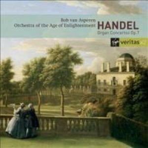 Orgelkonzerte op.7