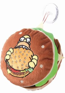 United Labels 0109485 - Simpsons: Kissen Mini-Burger