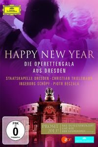 Happy New Year - Die Operettengala aus Dresden