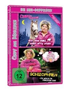 Schizophren+Nicht jeder Prinz kommt uff'm Pferd!