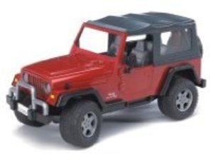 Bruder 2520 - Jeep Wrangler mit Lenkung