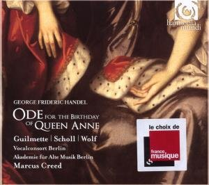 Ode For The Birthday...Queen Anne