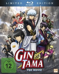 Gintama - The Movie 1 - Limited Edition