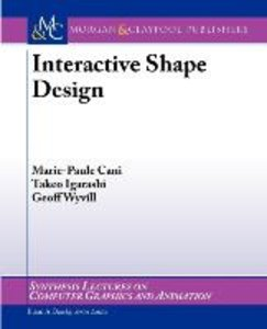 Interactive Shape Design