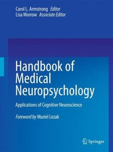 Handbook of Medical Neuropsychology