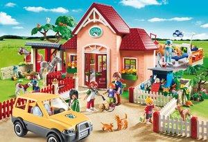 Schmidt 56091 - Playmobil, Die Tierarztpraxis