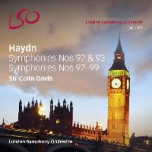 Sinfonien 92 & 93,97-99