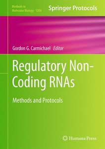 Regulatory Non-Coding RNAs