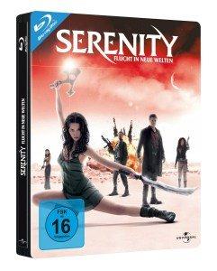 Serenity Steelbook