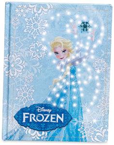 Disney Eiskönigin Tagebuch mit Licht