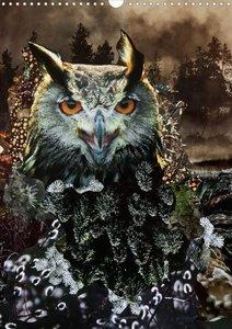 Pfeifer, Y: Wise Owls (Posterbuch DIN A3 hoch)