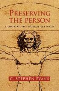 Preserving the Person