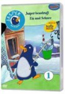 Jasper der Pinguin 1-Jasper beantragt Eis (DVD)