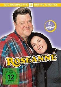 Roseanne-Staffel 3 (Amaray)