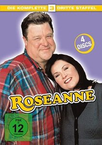 Roseanne-Staffel 3 (Amaray)