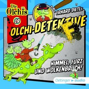 Olchi-Detektive 19 Himmel, Furz und Wolkenbruch! (CD)
